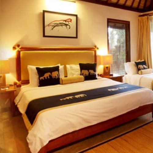 Elephant Safari Park Lodge Bali