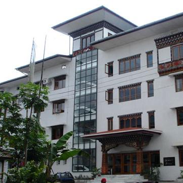 Lhaki Hotel Facade 1- 500
