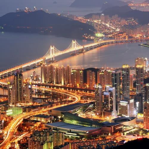 Seoul Busan 500