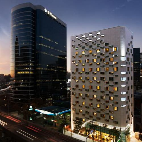 Hotel Manu Seoul exterior500