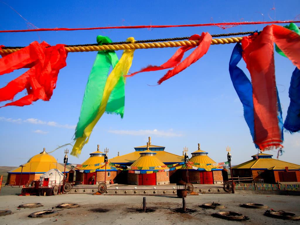 Mongolia Religious Site 1024