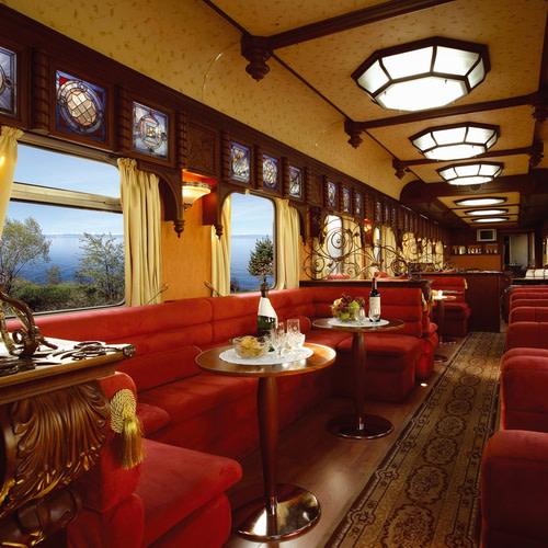 Transmongolian Express 500
