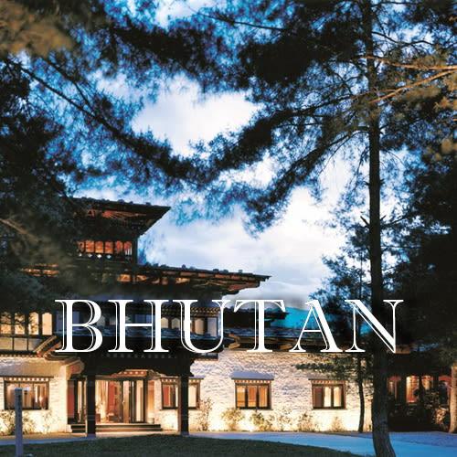 Bhutan - Hotels