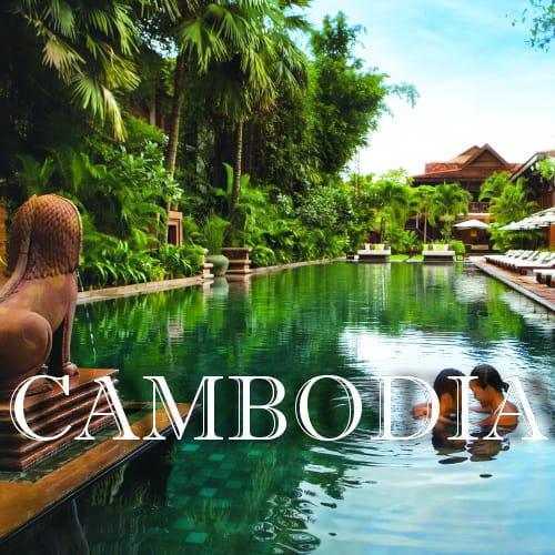 Cambodia - Hotels