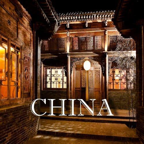 China - Hotels