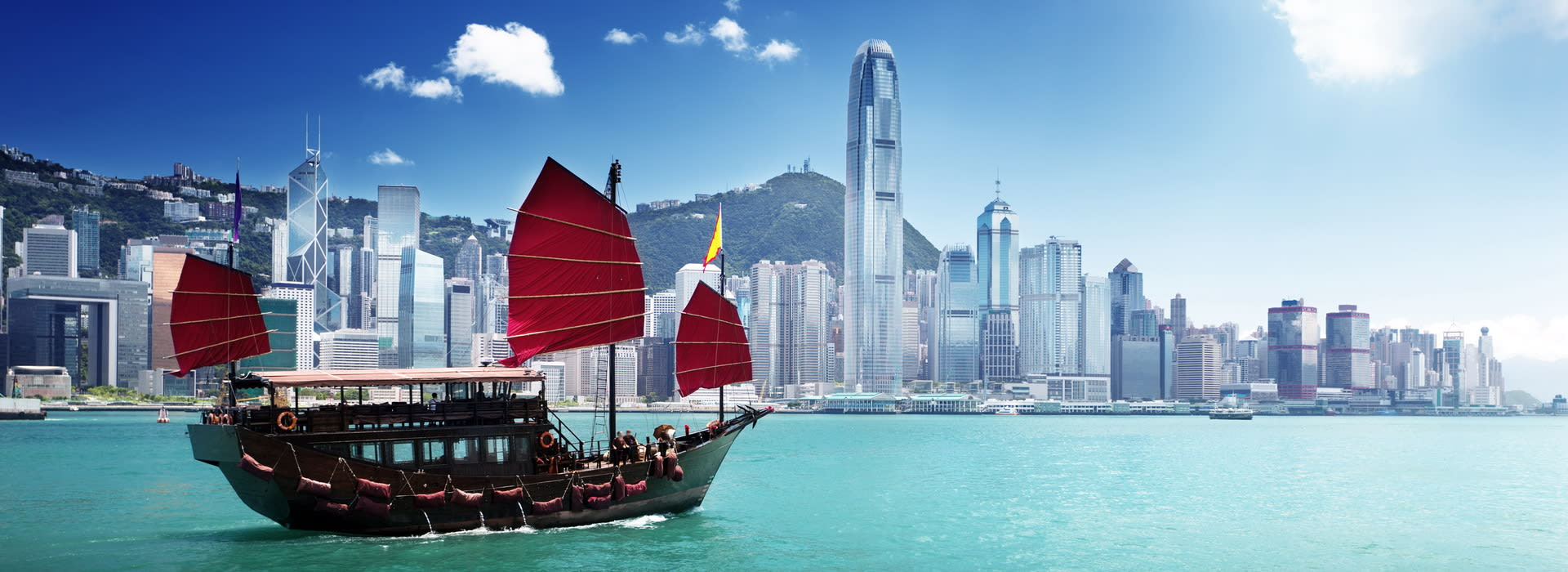 Hong Kong Thailand Cosmopolitan