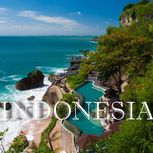 Indonesia - Hotels