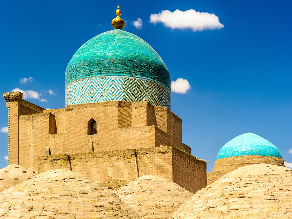 Khiva, Uzbekistan.