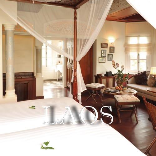 Laos - Hotels