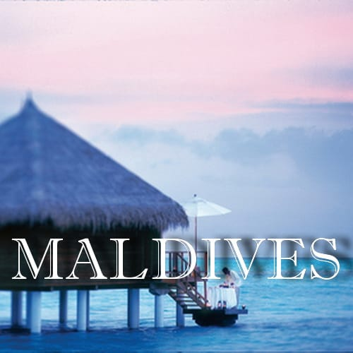 Maldives - Hotels