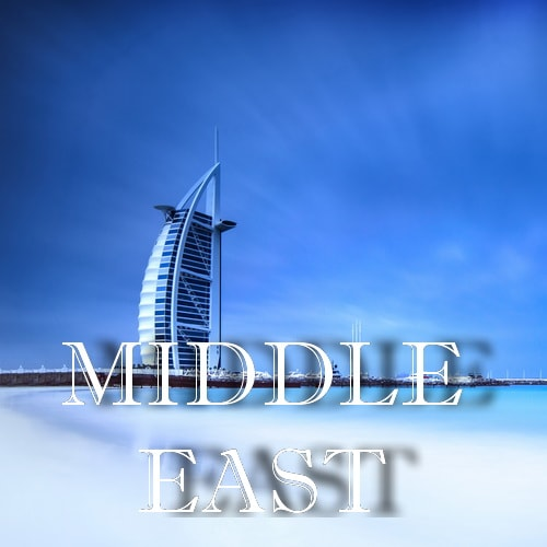Middle East - Hotels