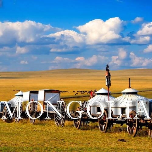 Mongolia - Hotels