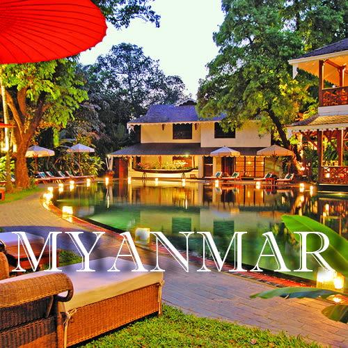 Myanmar - Hotels