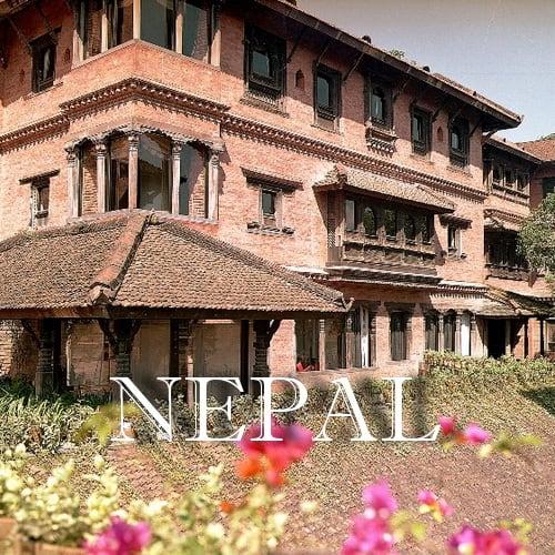 Nepal - Hotels 1