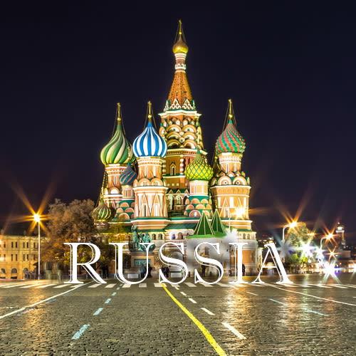 Russia - Hotels