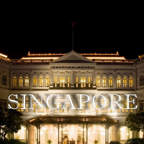Singapore  - Hotels