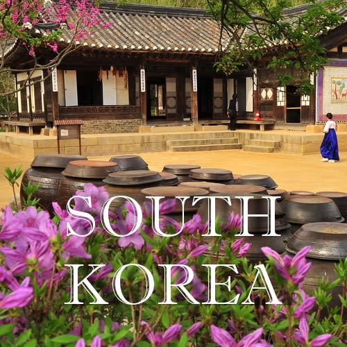 South Korea - Hotels