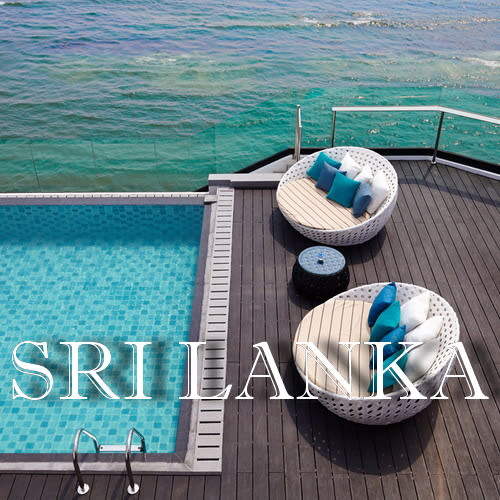 Sri Lanka - Hotels
