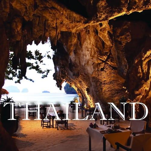 Thailand - Hotels