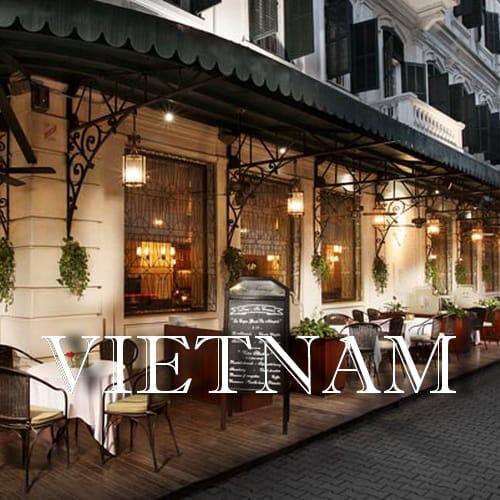Vietnam - Hotels