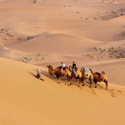 Mongolia Gobi Desert 500