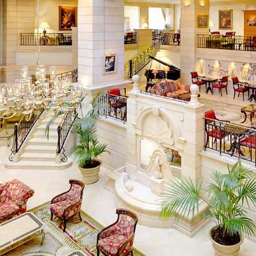 Amman Marriott Hotel 5