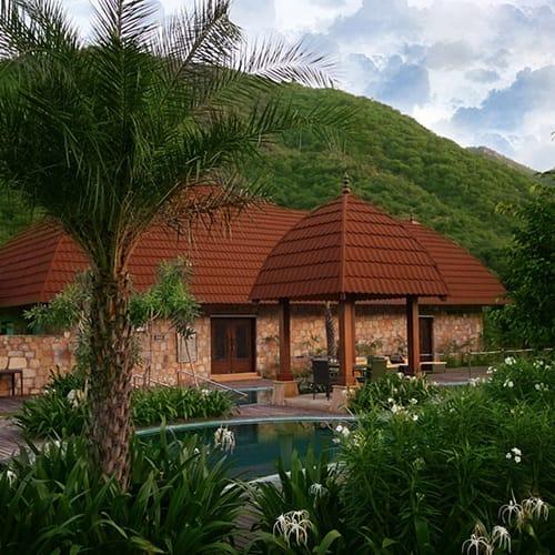 Ananta Spa & Resort Pushkar 500