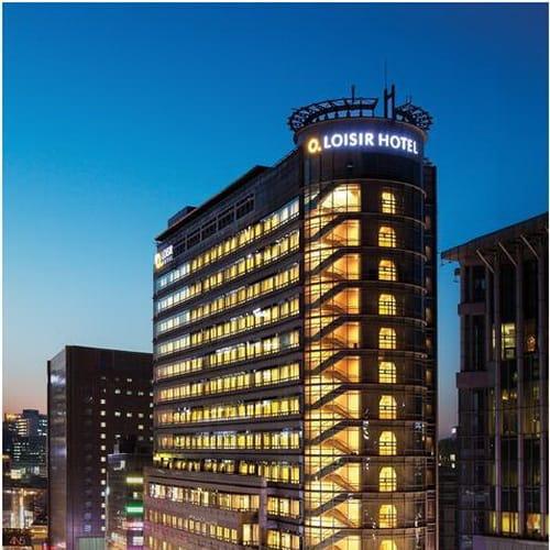 Loisir Hotel Seoul Exterior500