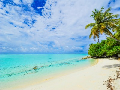 Maldives Beach 1024