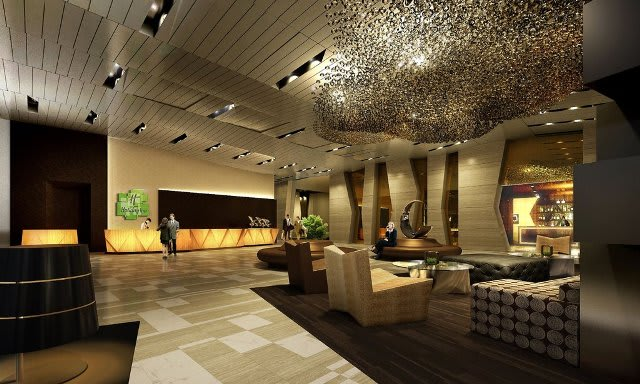 Globotours Holiday Inn Aero City New Delhi