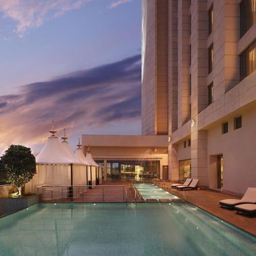 Hilton Jaipur500