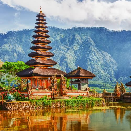 Indonesia Ulun Danau 500