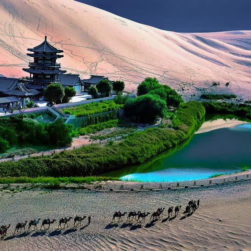 Silk Road 500