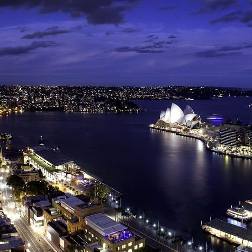 Australia & New Zealand 500 Iti