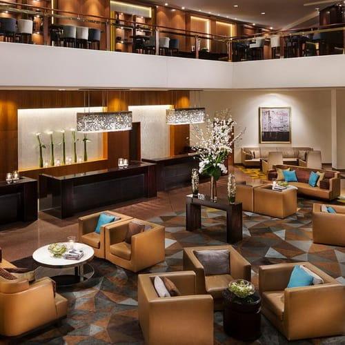 Four Seasons Sydney lobby500