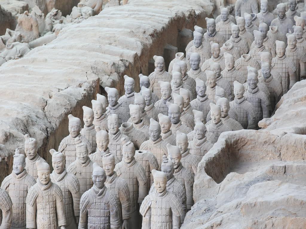 Terracotta Xian 1024