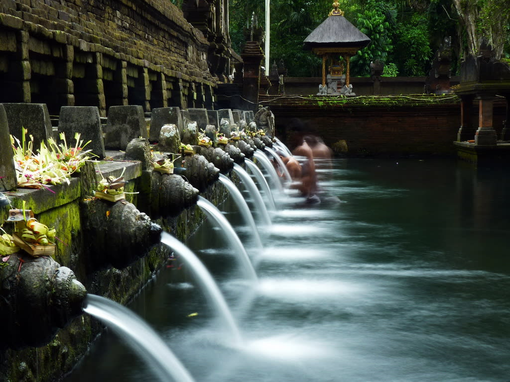 Tirta Empul Bali Indonesia