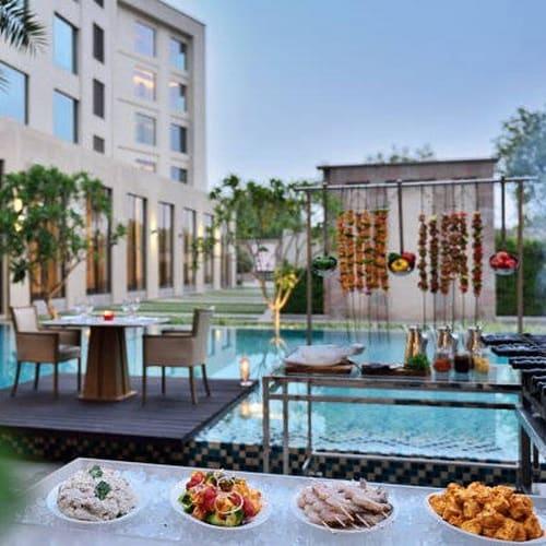 Courtyard by Marriott Agra 500