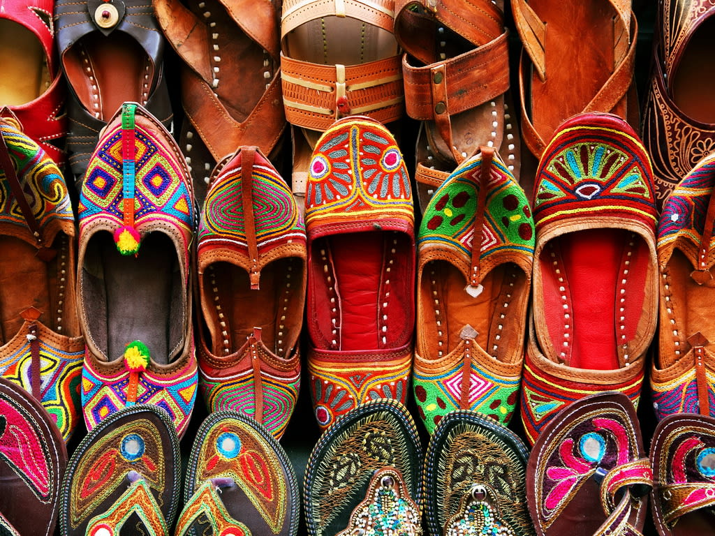 India Shoes Product