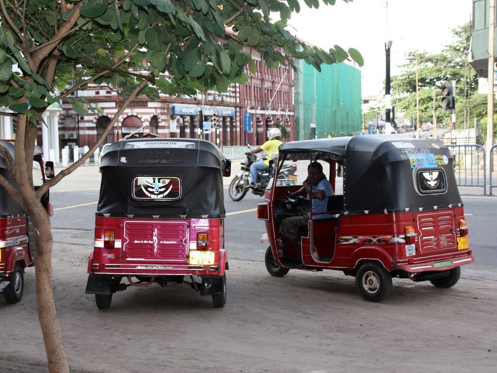 Sri Lanka Colombo Tuk Tuk1024