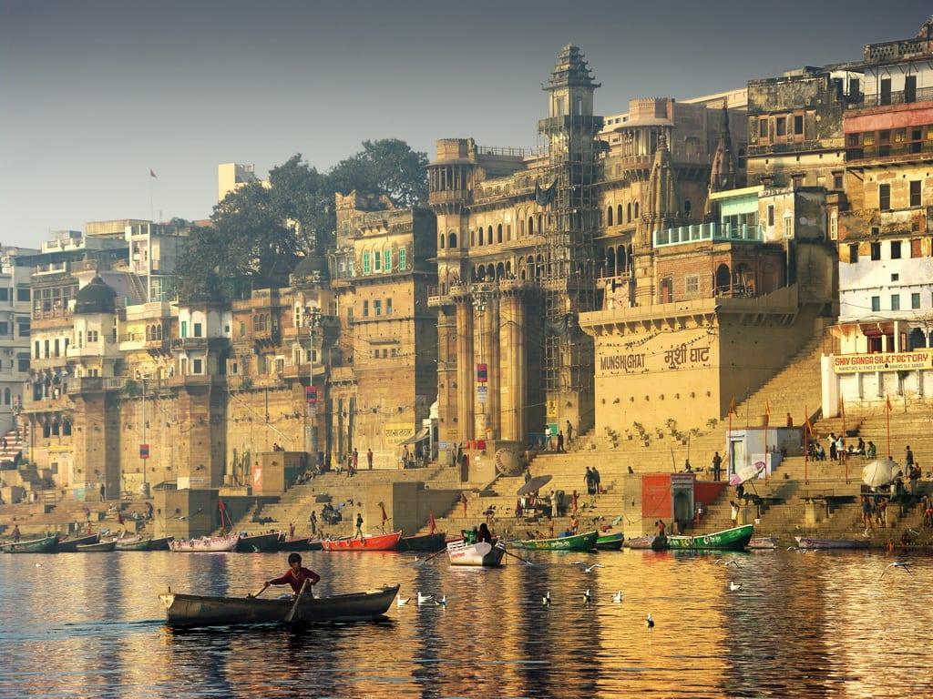 Varanasi Ganges1024