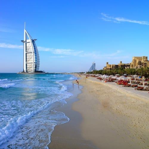 Dubai Abu Dhabi 500
