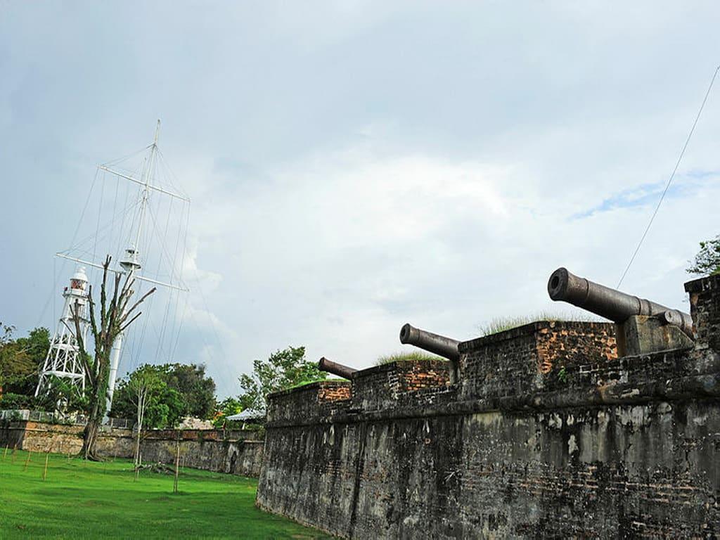 Fort Conwallis Penang