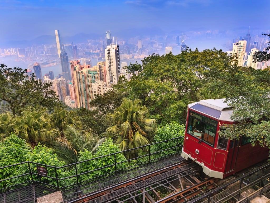 Hong Kong Victoria Peak 1024