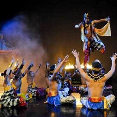 Bali - Kecak Dance 500