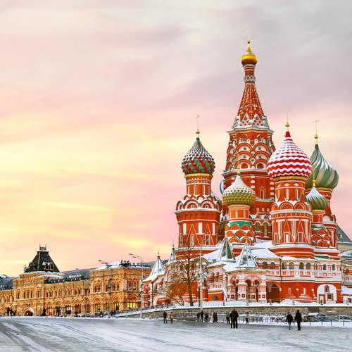 Discover Russia 500