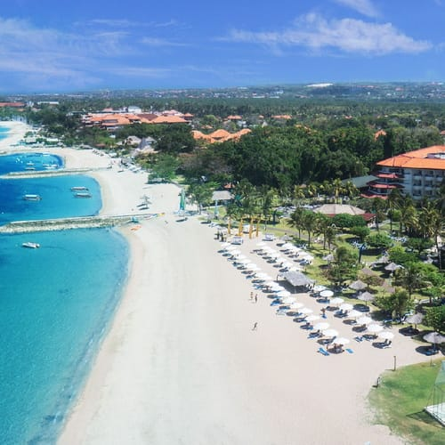 Grand Mirage Resort Bali    500