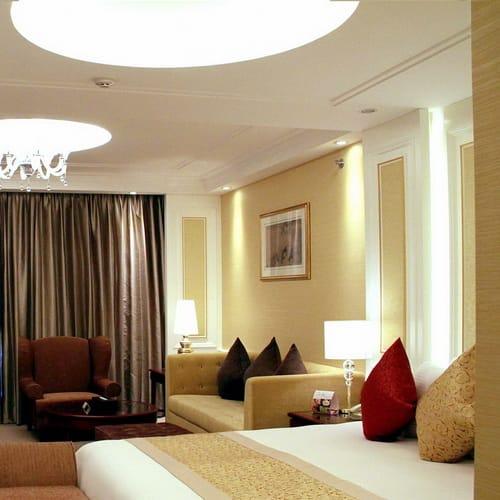Central Hotel Shanghai 500