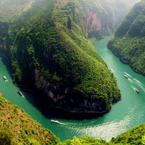 China & Yangtze River Deluxe 500
