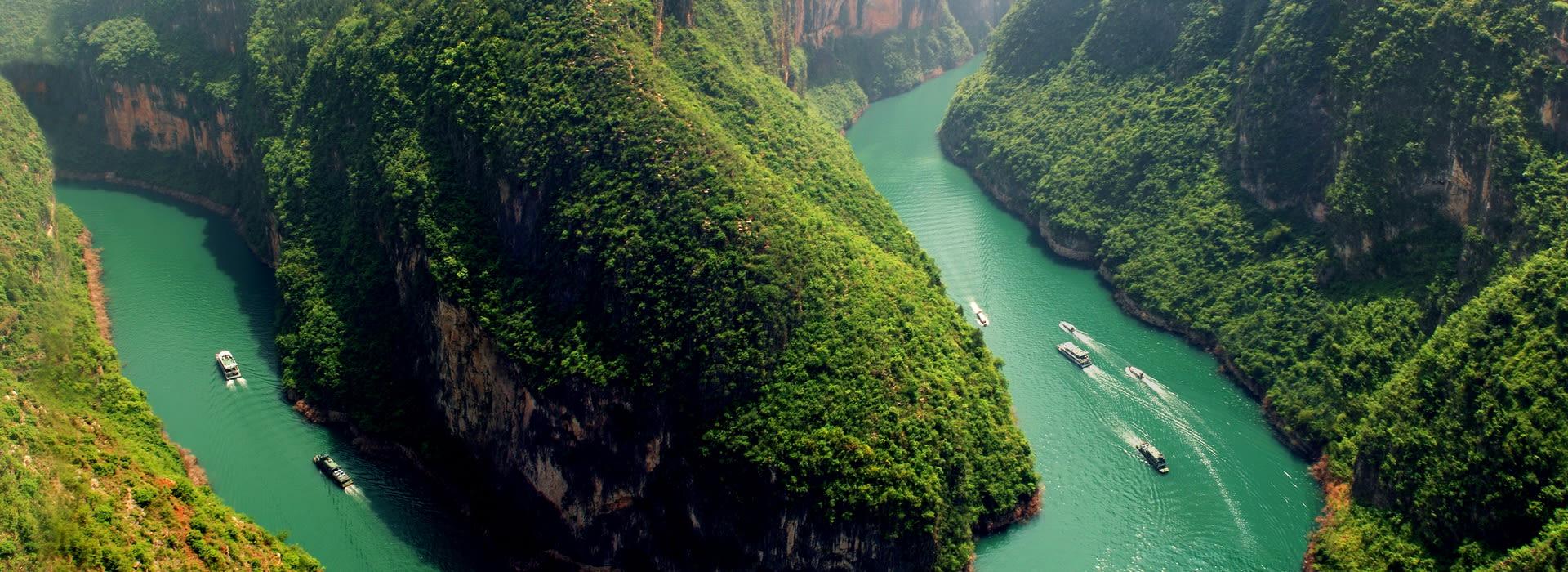 Globotours China And Yangtze River Cruise Tour I Globotouors